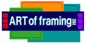 Art of Framing Logo JPEG